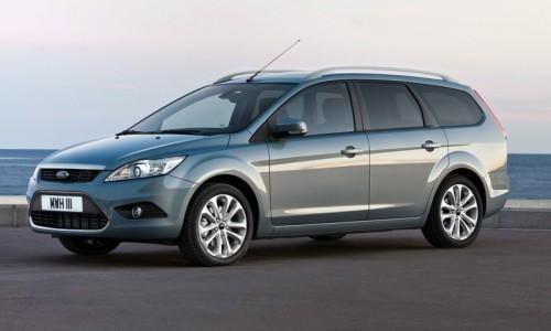 Ford Focus Wagon, Numar usi