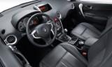 Renault Koleos (Generatie 2010), Numar usi