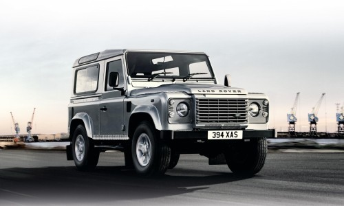 Land Rover Defender 90, Numar usi