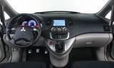 Mitsubishi Grandis, Numar usi