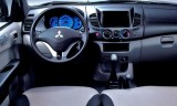 Mitsubishi L200, Cabina Simpla, Numar usi