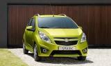 Chevrolet Noul Spark, Numar usi