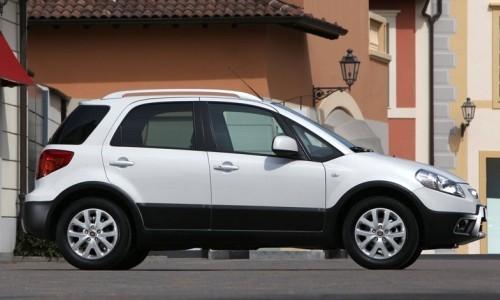 Fiat Sedici Serie 2, Numar usi