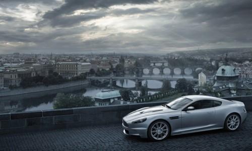 Aston Martin DBS, Numar usi