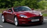 Aston Martin DBS Volante, Numar usi