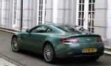 Aston Martin V8 Vantage Coupe, Numar usi