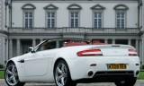 Aston Martin V8 Vantage Roadster, Numar usi