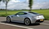 Aston Martin V12 Vantage, Numar usi