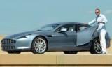 Aston Martin Rapide, Numar usi