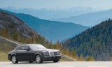 Rolls Royce Phantom Coupe, Numar usi