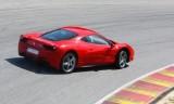 Ferrari 458 Italia, Numar usi