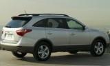 Hyundai Veracruz, Numar usi