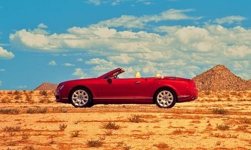 Bentley Continental GTC, Numar usi