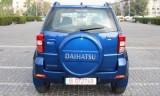 Daihatsu Terios, Numar usi