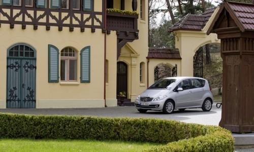 Mercedes-Benz Clasa A, 5 usi, Numar usi
