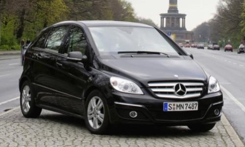 Mercedes-Benz Clasa B, Numar usi
