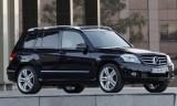 Mercedes-Benz GLK, Numar usi