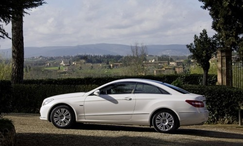 Mercedes-Benz Clasa E Coupe, Numar usi