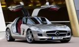 Mercedes-Benz SLS, Numar usi