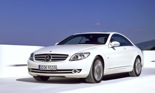 Mercedes-Benz Clasa CL, Numar usi