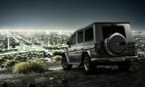 Mercedes-Benz Clasa G Cross Country, Numar usi