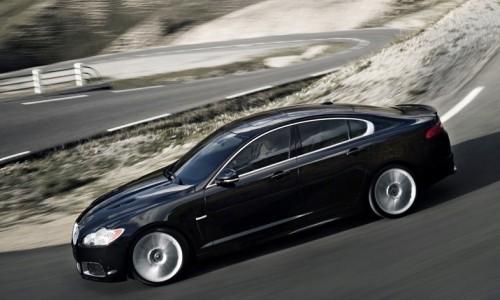 Jaguar XFR, Numar usi