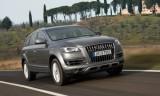 Audi Q7, Numar usi