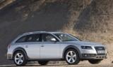 Audi A4 Allroad, Numar usi