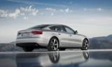 Audi A5 Sportback, Numar usi