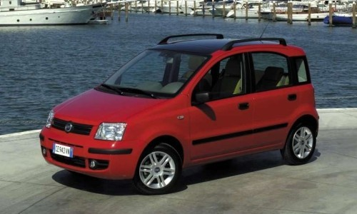 Fiat Panda, Numar usi