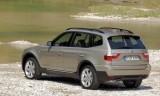 BMW X3, Numar usi