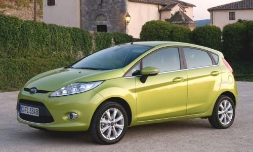 Ford Noul Fiesta, 5 usi, Numar usi