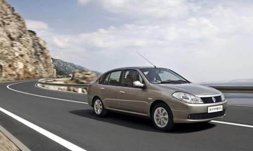Renault Noul Symbol (Generatie 2010), Numar usi