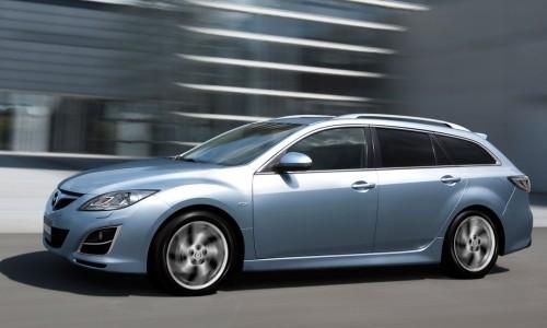 Mazda 6 Facelift Sport Combi, Numar usi