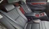 Lexus LS460, Numar usi