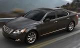 Lexus LS 460 AWD, Numar usi