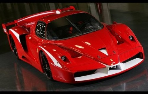 Ferrari FXX Evolution, Numar usi