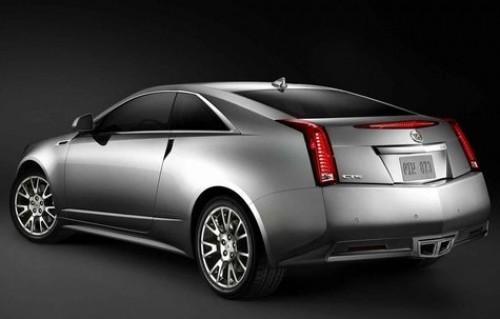Cadillac CTS Coupe, Numar usi