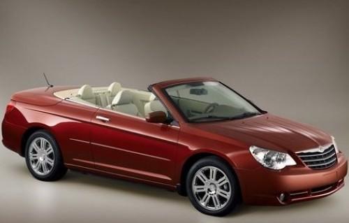 Chrysler Sebring Convertible, Numar usi