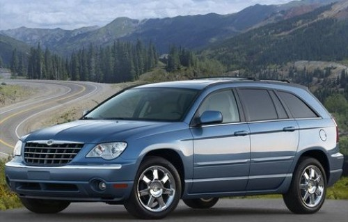 Chrysler Pacifica, Numar usi