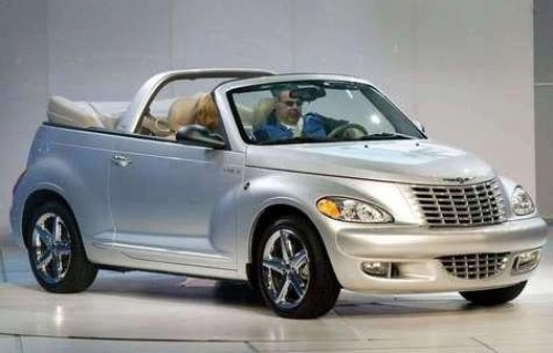 Chrysler PT Cruiser Convertible, Numar usi