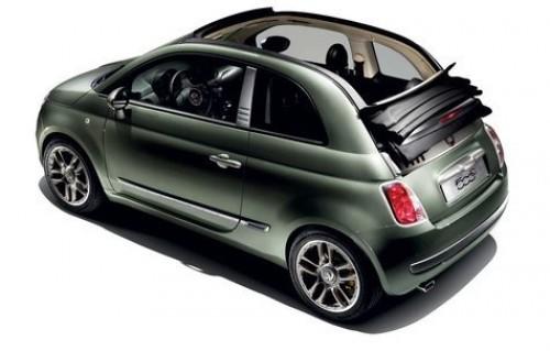 Fiat 500C, Numar usi