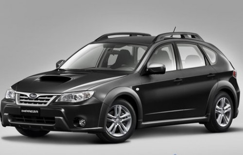 Subaru Impreza XV, Numar usi