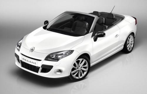 Renault Megane CC, Numar usi