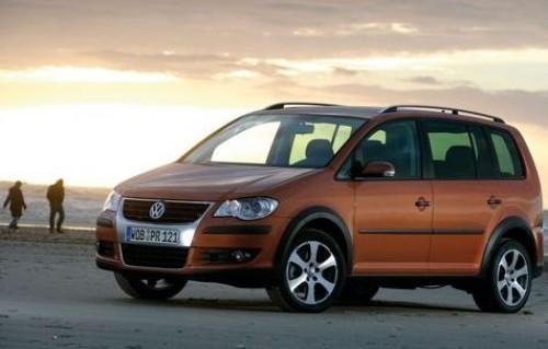 Volkswagen CrossTouran, Numar usi