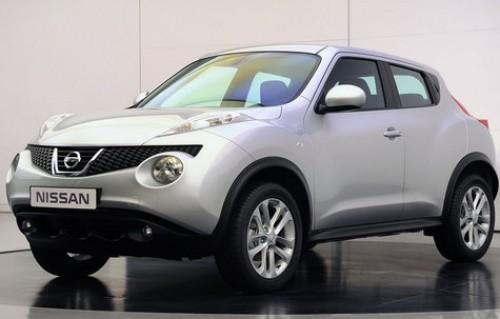 Nissan Juke, Numar usi