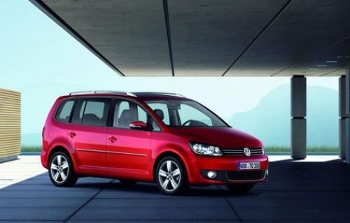 Volkswagen Touran, Numar usi