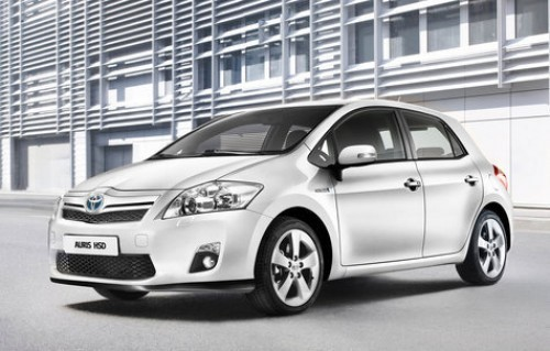 Toyota Auris HSD, Numar usi