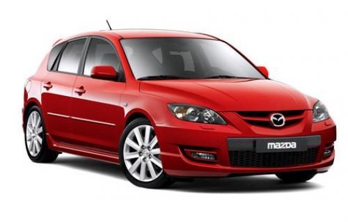 Mazda 3 Sport 5 usi, Numar usi