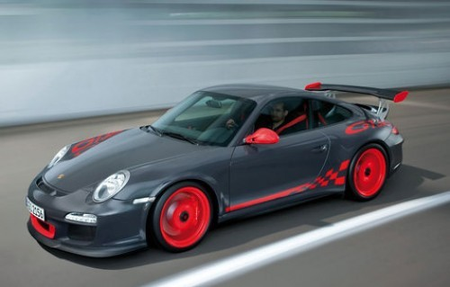 Porsche 911 GT3 RS, Numar usi